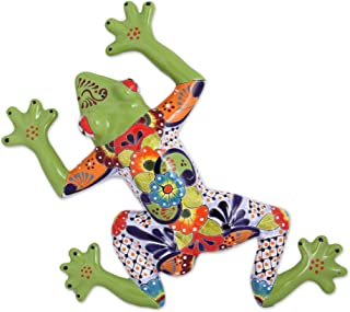 ceramic frogs from mexico