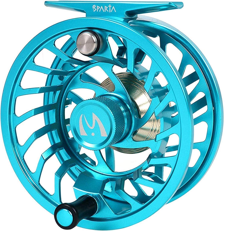 Maximumcatch Sparta wasserdichte Fliegenrolle voll versiegelt Superleicht Fliegenfischen Rolle in 3 5w, 5 7wt, 7 9wt, 8 10wt