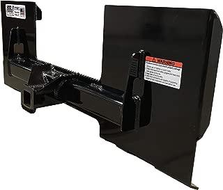 Skid Steer Loader Quick Attach Plate Receiver Hitch 2
