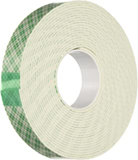 3M 4016 Natural Polyurethane Double Coated Foam Tape, 1