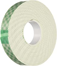 3M 4016 Natural Polyurethane Double Coated Foam Tape, 0.75