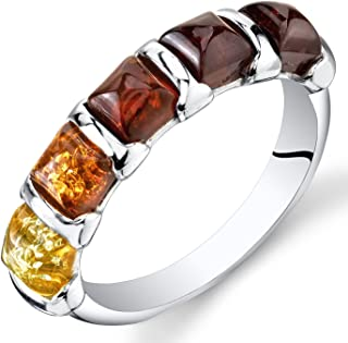 Best amber stone ring Reviews