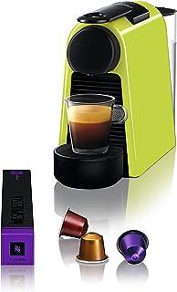 ماكينة تحضير القهوة نسبريسو ايسينزا ميني، لون اخضر ، D30-EU2-GN-NE1