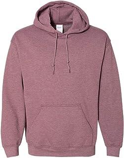 Men's Fleece Hooded Sweatshirt, Style G18500