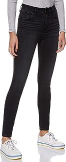 Levi's Women's 721 High-Rise Slim denim jeans in