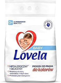 Lovela Baby Hipoalergiczny proszek do prania kolor dla dzieci 2,7 kg (27 prań)