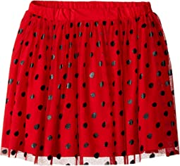 Honey Polka Dot Skirt (Toddler/Little Kids/Big Kids)