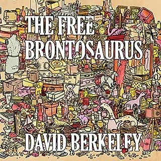 The Free Brontosaurus audiobook cover art