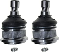 DLZ 2 Pcs Front Upper Ball Joint Compatible with 2002-2009 Chevrolet Trailblazer 2002-2009 GMC Envoy 2004-2007 Buick Rainier 2003-2008 Isuzu Ascender 2002-2004 Oldsmobile Bravada 2005-2009 Saab 9-7x