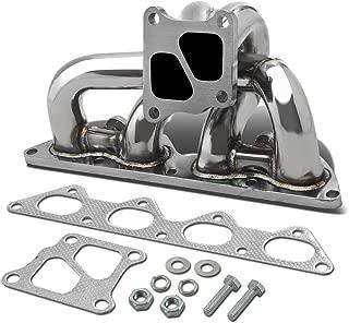 For Mitsubishi Lancer Evolution Stainless Steel Turbo Manifold - EVO 7 8 9 VII VIII IX