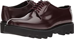 Plain Toe Double Sole Oxford