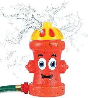 Etna Fire Hydrant Sprinkler Summer Outdoor Splash Toy