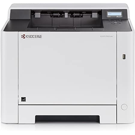 Kyocera ECOSYS P5021cdw Impresora Laser Color WiFi (1.200 x 1.200 PPP; 21ppm en Blanco y Negro y a Color; A4 ; 512 MB de RAM; USB 2.0; Dúplex; 410 x 410 x 329 mm)