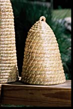 Kalalou Tall Bee Skep Set of 2