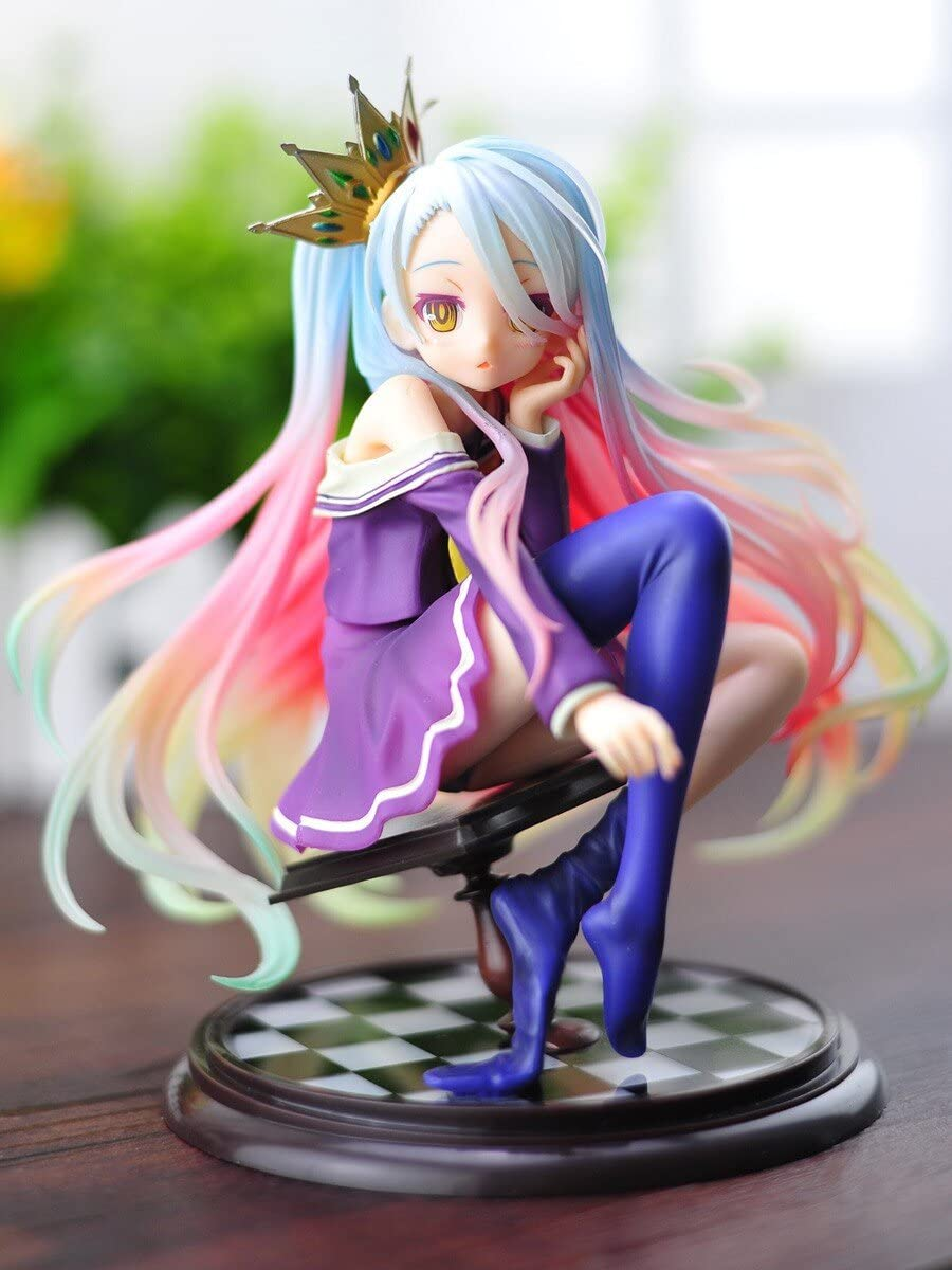 M-zen NO Game New life Factory outlet Life Figure Girl Toys Ani Collection Model Gift