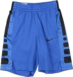 Nike Big Boy's (8-20) Dri-Fit Elite Stripe Basketball Shorts