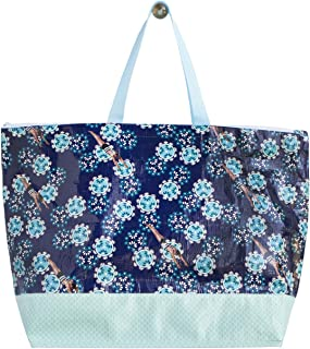 TokyoMilk Divers Large Tote with Zipper