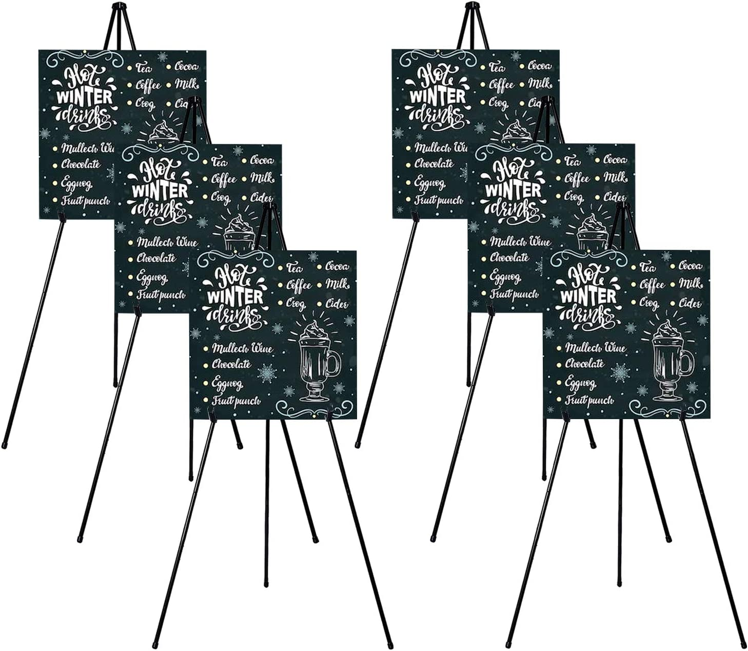 Folding Easel for Display Popular Overseas parallel import regular item Portable St Floor Easy-Set-up Tripod