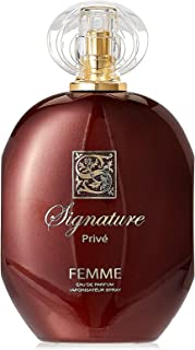 Signature Prive Femme Edp For Women, 100 ml