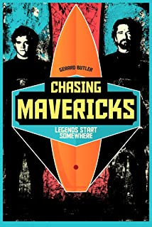 Chasing Mavericks (Surfing) - Movie Poster - Size 24