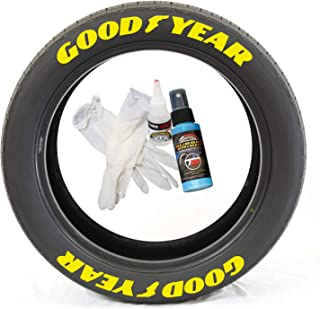 Best yellow letter tires Reviews