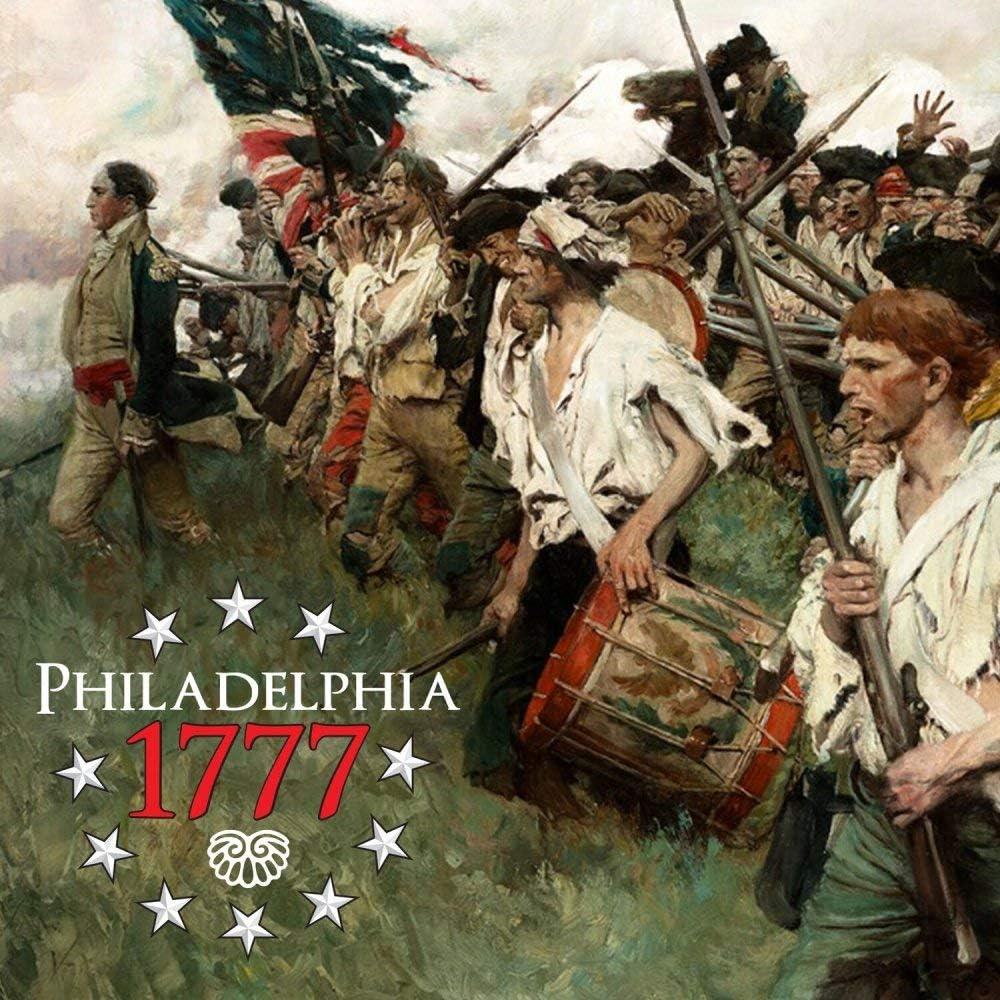 WOG: Philadelphia 1777 Game Board Gorgeous Max 83% OFF
