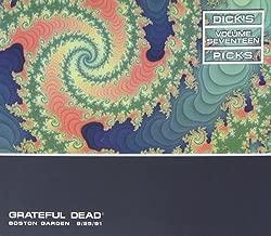 Dick's Picks Vol. 17-Boston Garden 9/25/91 Set