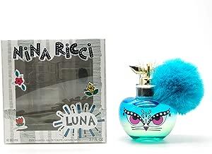 Les Monstres De Nina Ricci LUNA by Nina Ricci for Women Eau De Toilette Spray 2.7 Ounces (Limited Edition)