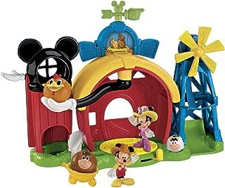Fisher-Price Disney's Mickey Mouse Farm Playset