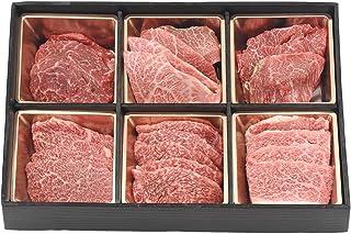 松阪牛 焼肉 ギフト A5等級 希少部位 6種 食べ比べ 計480g 国産 和牛 盛り合わせ 焼き肉セット 黒毛和牛 焼き肉 贈答用 熨斗 対応可 お中元 父の日 お取り寄せグルメ 冷凍お届け