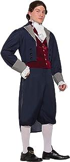Forum Men's Thomas Jefferson Patriotic Costume, As Shown, STD