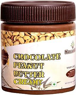 Nature Safe High Protein Chocolate Peanut Butter | Creamy | |Non GMO| |Gluten Free | 910g