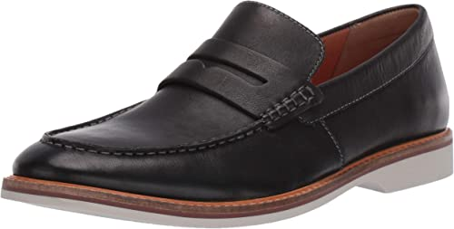 CLARKS Mens Atticus Free Penny Loafer