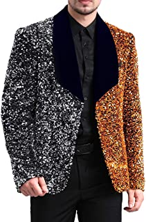 Mens Paisley Jacquard Suits Blazer Waistcoat Trouser Print Plus Size Single Breasted Suits Dress Vest Button Down Prom For...