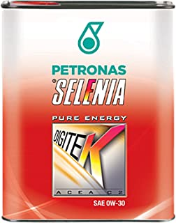 Olio motore auto Selenia DigiteK Pure Energy 0W30 ACEA C2-4 LITRI