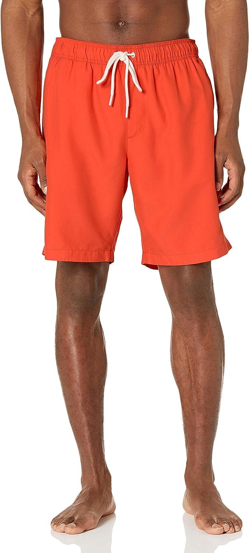 Amazon Essentials Hombre Bañador de secado rápido de 23 cm