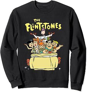 The Flintstones The Ride Sweatshirt