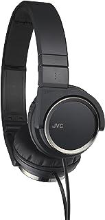 JVC HA-S400-B 密閉型ヘッドホン 折りたたみ式 ブラック