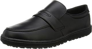 [ミドリ安全] 作業靴 耐滑 ローファータイプ ハイグリップ H230 D