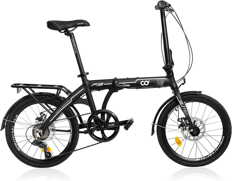 CyclingDeal Folding Bike