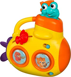 Baby Einstein, Discovery Submarine ™ Musical Activity Toy with Lights and Melodies, Ages 6 months +