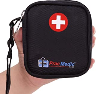 Sponsored Ad - PracMedic Bags Insulated Medical Pouch and Medication Travel Organizer- Lightweight, Compact- Holds Auvi Q,...