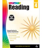 Spectrum | Reading Workbook | Grade 4, Printable