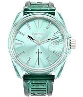 MS9 Three Hand Transparent PU Watch - DZ1928