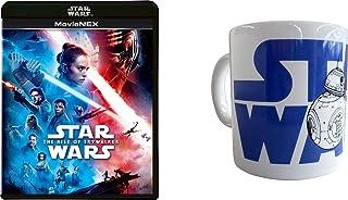 【Amazon.co.jp限定】スター・ウォーズ/スカイウォーカーの夜明け MovieNEX(SWブラック・パッケージ、アウターケース付き)(オリジナルマグカップ付き) [ブルーレイ+DVD+デジタルコピー+MovieNEXワールド] [Blu-ray]