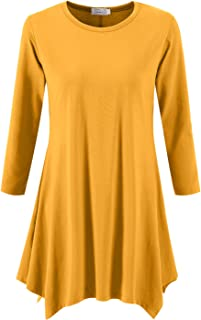0a0c94053f4 Amazon.com: Golds - Tops, Tees & Blouses / Clothing: Clothing, Shoes ...