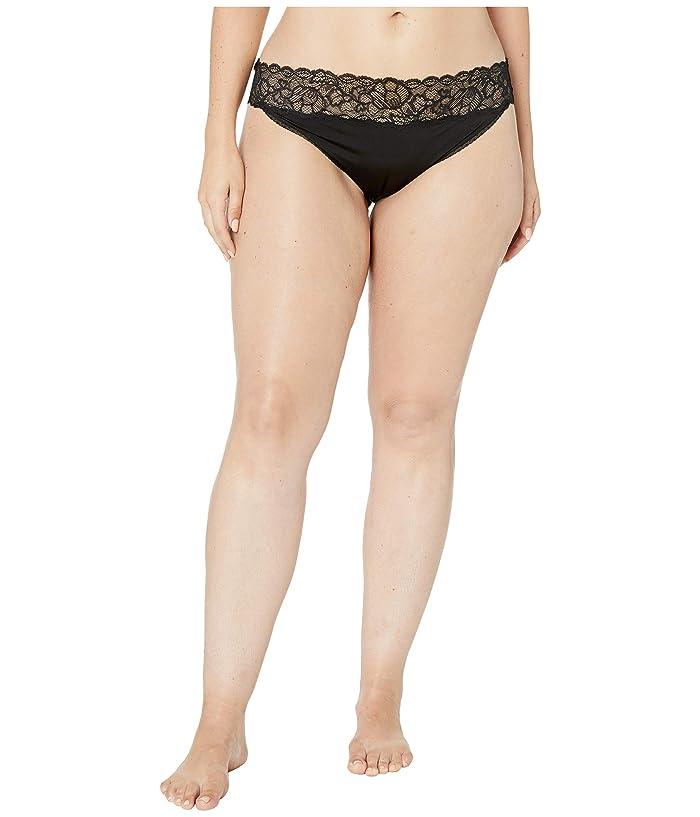 Calvin Klein Underwear Seductive Comfort with Lace Full Figure Bikini