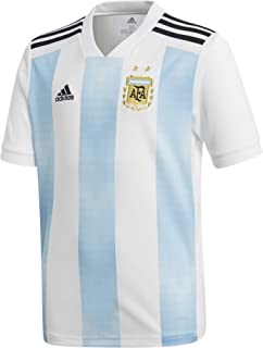 adidas Youth Argentina 2018 Home Replica Jersey