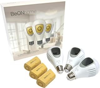 BeON Home Protection System, Set of Three Bulbs