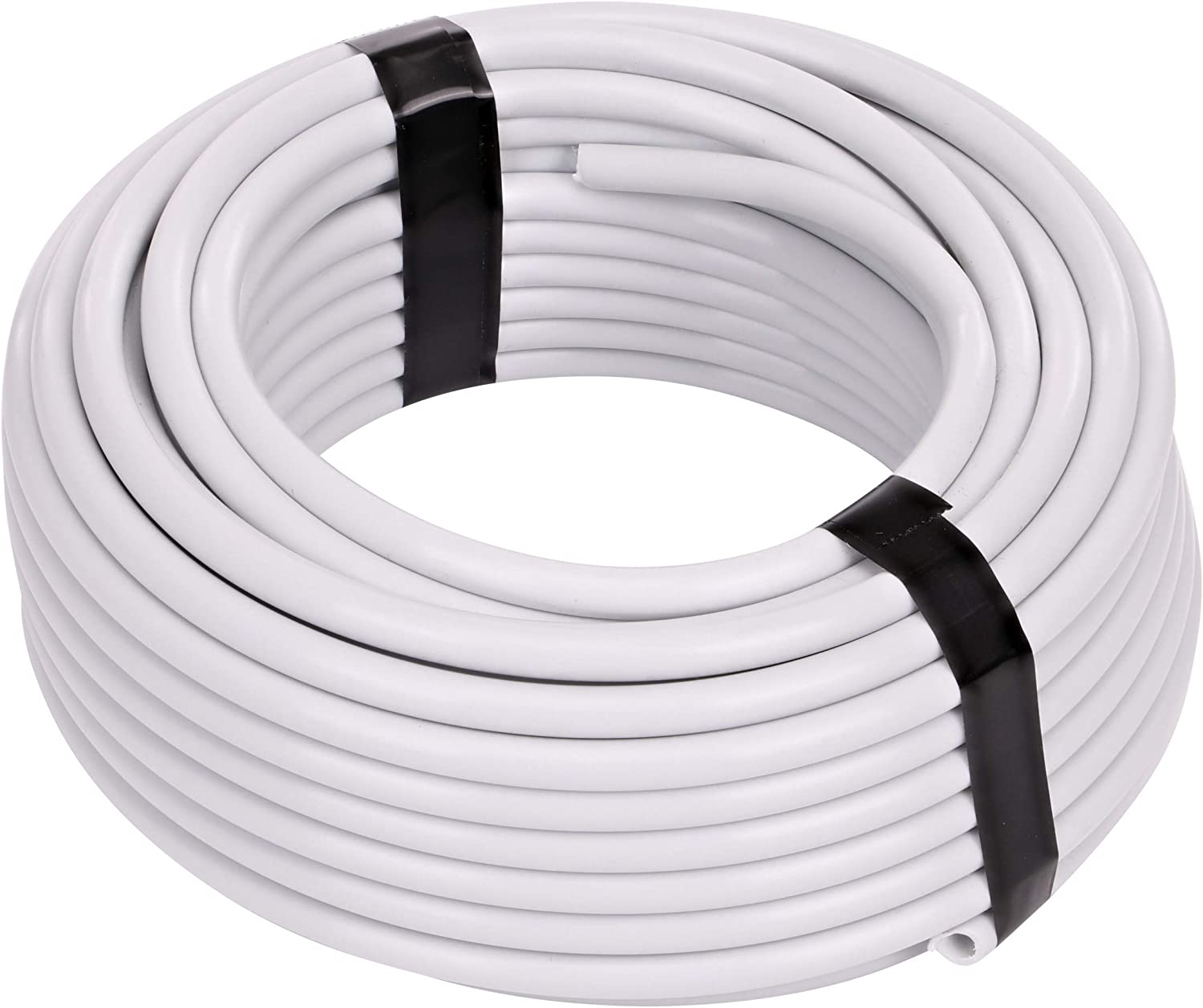 N+A ZILIM 100ft 1//4 inch Blank Distribution Tubing Drip Irrigation Hose Garden Watering Tube Line 100/'
